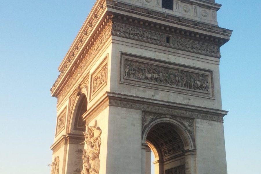 We had been to Paris!