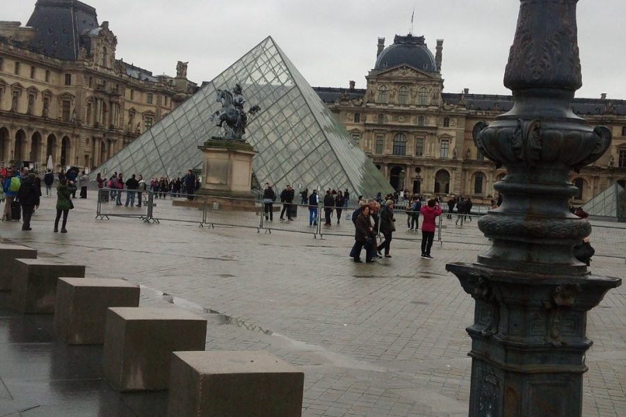 再びパリへ