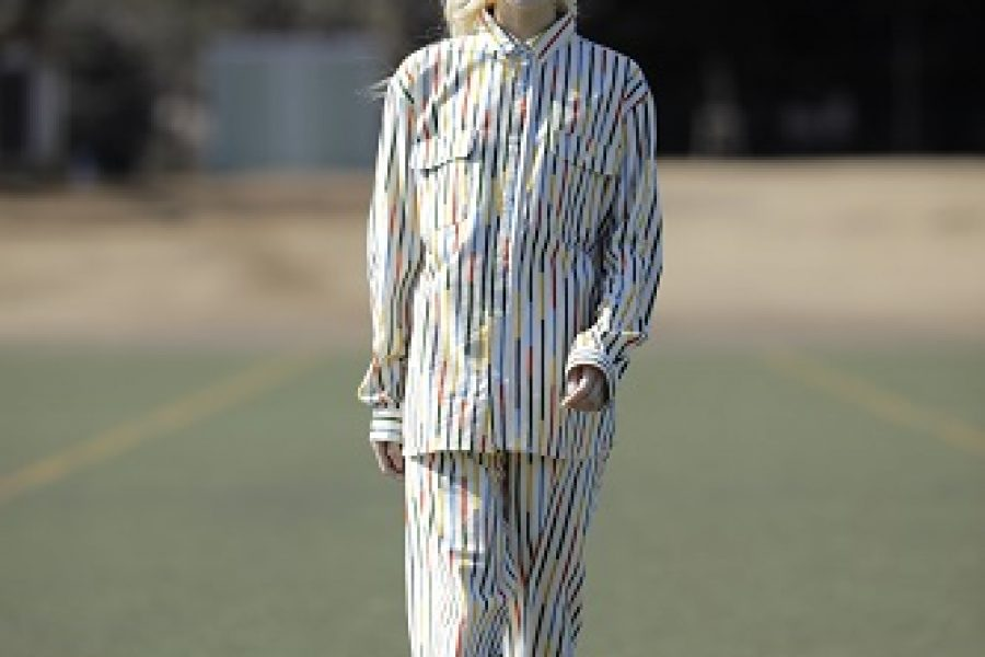 9M楽天ファッションウィーク東京初参加